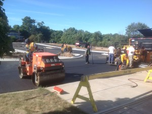 PRTS Construction Paving
