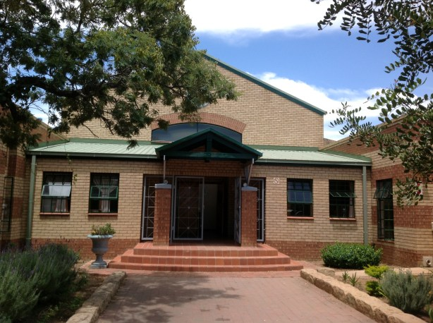 Mukhanyo Theological College