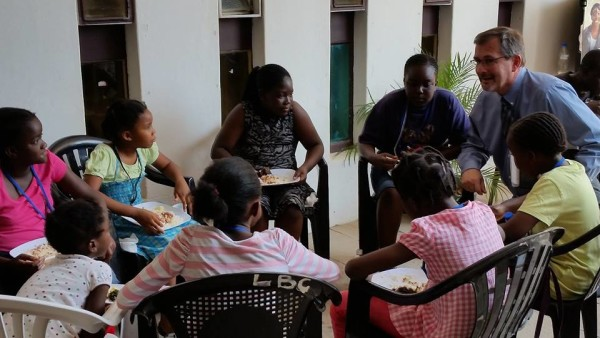 Talking to Well-Taught African Children about Their Bible Lesson