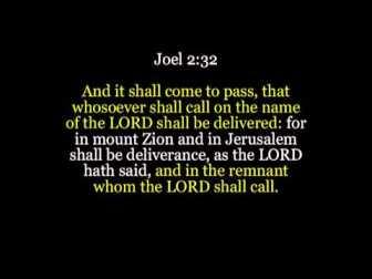 Joel 2-32