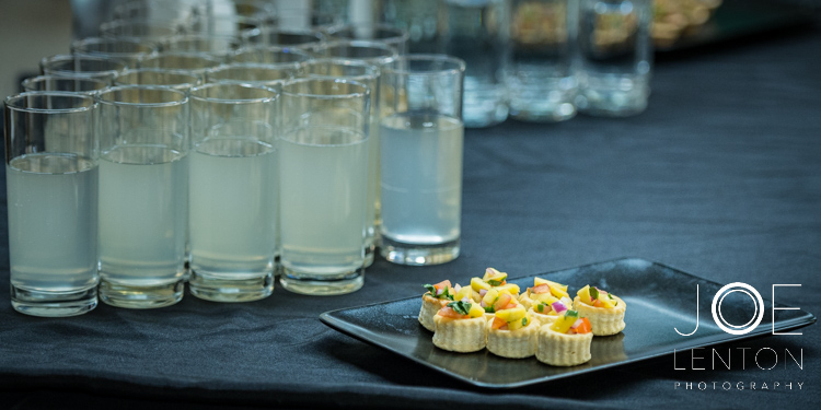Event photography - food & drink