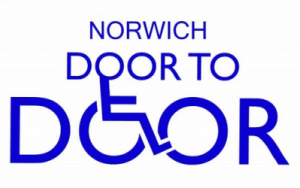 Norwich Door to Door Logo