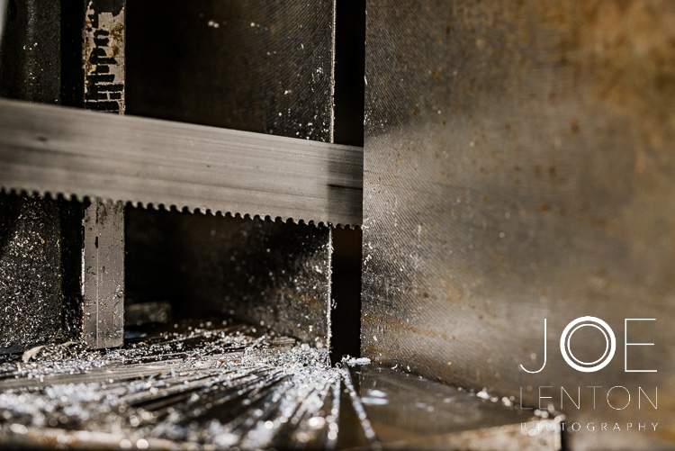 Industrial Photography - commercial photography project for Creative Armoury-7