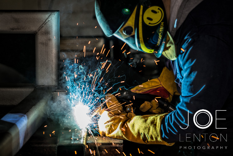 Manufacturing Process Photography for Creative Armoury-1