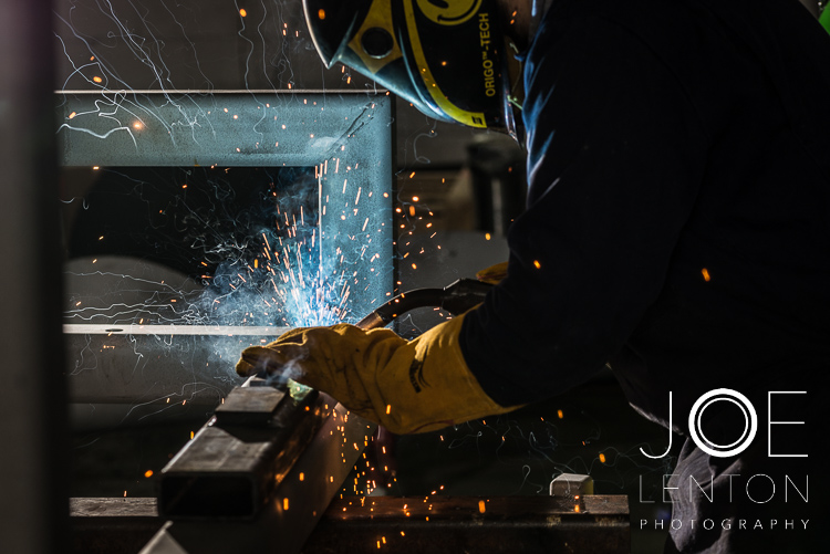 Manufacturing Process Photography for Creative Armoury-2