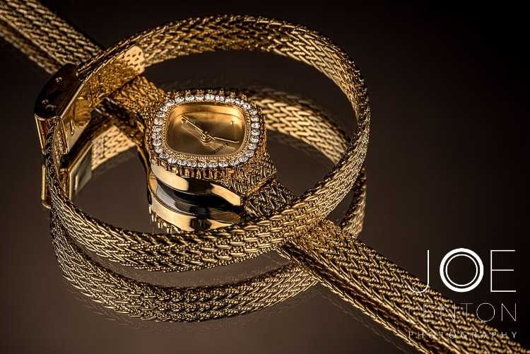 Build a strong brand - watch & bracelet