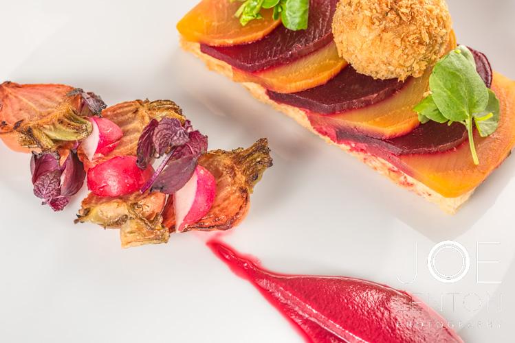 Food Photography - Starter & Dessert - Goldleaf Catering-8
