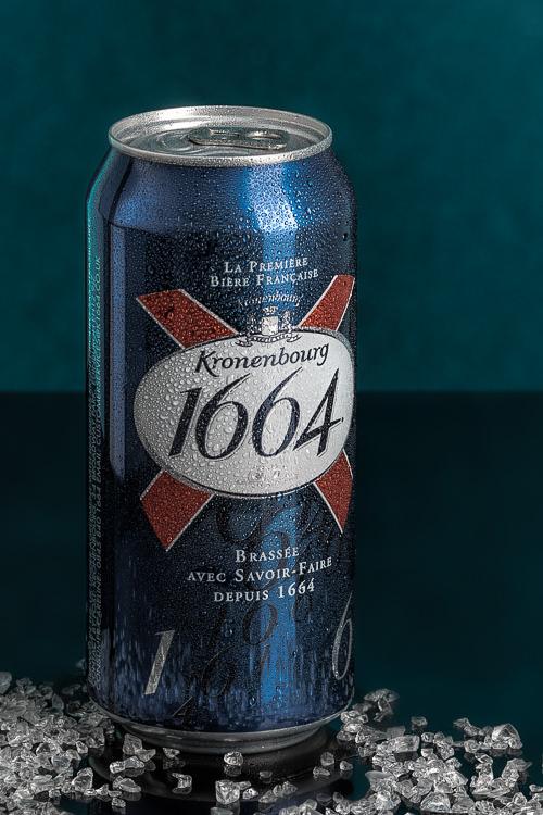 Beer Photography - Kronenbourg