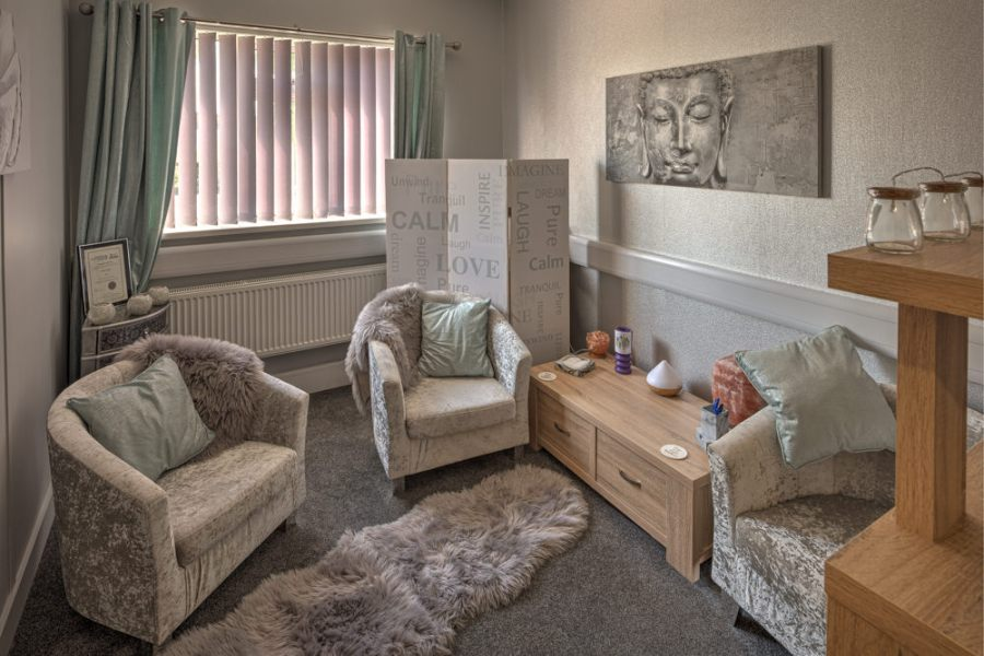 MS Therapy Centre Norfolk - Counselling Room-1