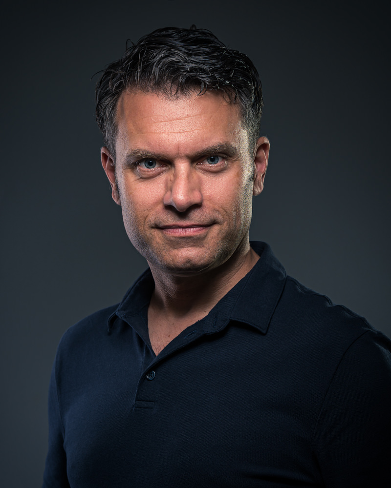 Professional Headshots for Actors - Gavin Bromley headshot 2