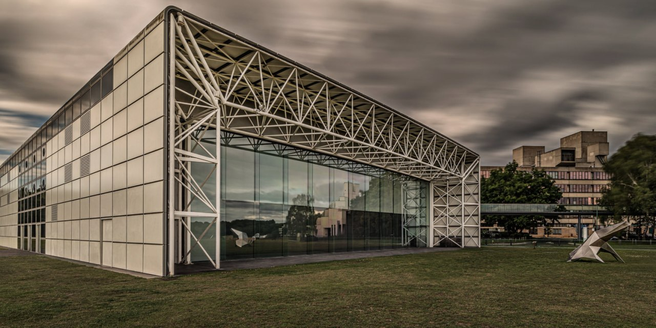 Sainsbury Centre for Visual Arts UEA Norwich
