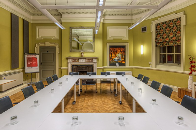 Interior Photography - Meeting Room at OPEN Norwich-2