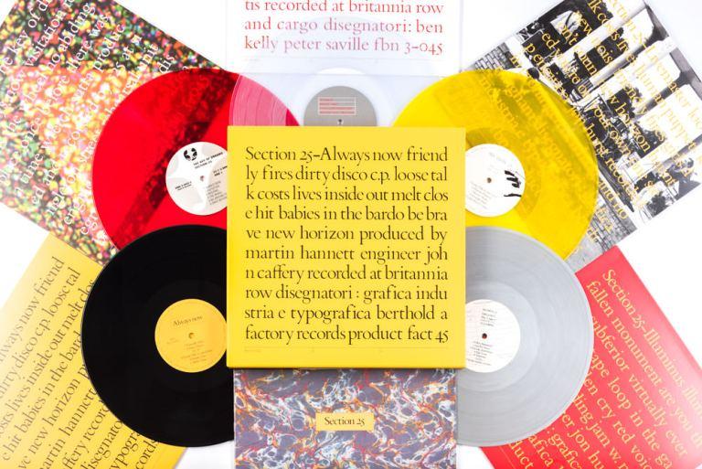 Vinyl Records Boxed Set Packshot Photo