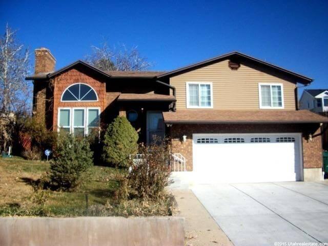 Home for Sale: 1369 East Snowcreek Drive, Layton, Utah 84040