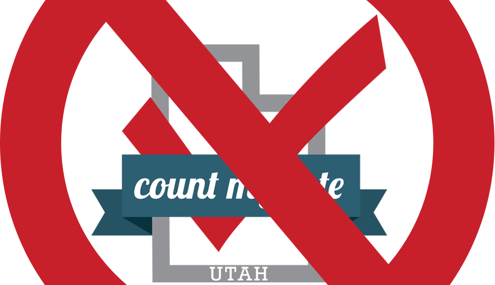 Just say no to Count My Vote