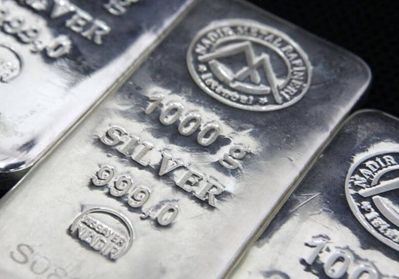 Go to On the eve of the Government Shutdown, look where Silver closed