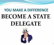 2012-2014 State Delegate Duties and Responsibilies