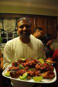 My Tandoori chicken