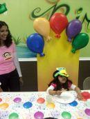 Lily's 3rd birthday party