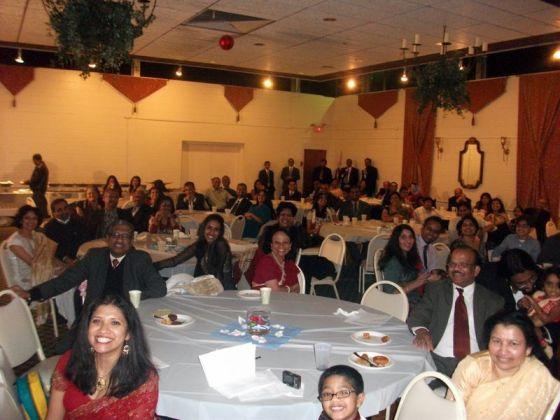 Achen's 70th birthday party