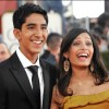 Dev Patel & Frieda Pinto @ the 66th Annual Golden Globes Ceremony