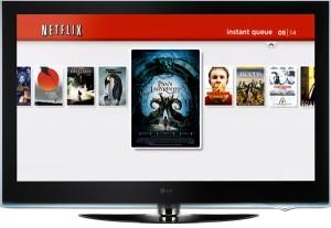 LG's new Netflix-enabled HDTVs