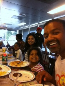 Lunch @ Waffle House