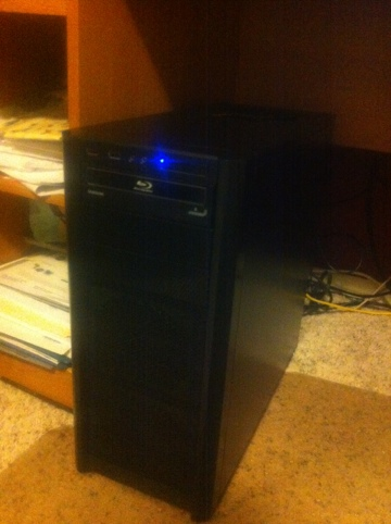 My I7-2600 Sandy Bridge-based desktop PC