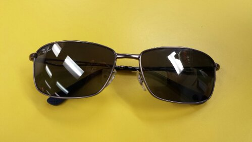 My new Ray-Ban sunglasses