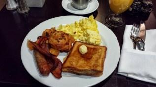 I love a good Westin breakfast
