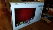 Our new VIZIO E550i-B2 55-Inch LED TV