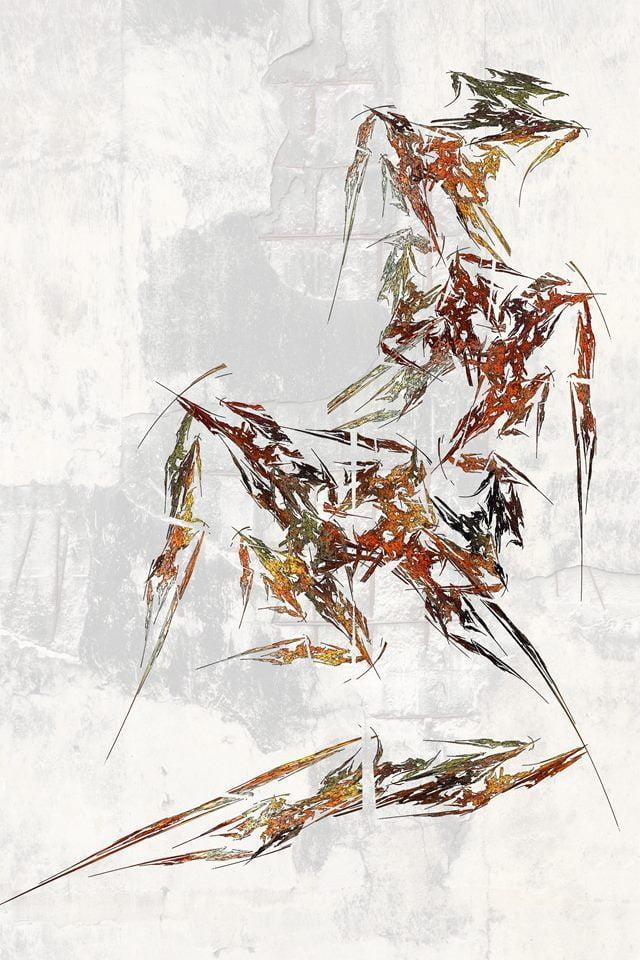 Homage to Egon Schiele, October 2013.