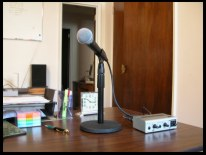 New Microphone