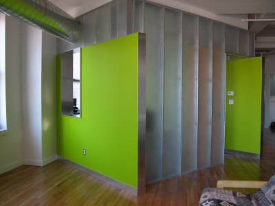 New Fog Creek Office: Detail