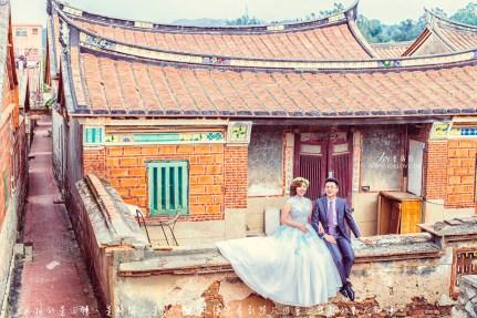婚禮攝影 瓊之+崑仰  古厝訂婚紀錄  金門海洋餐廳