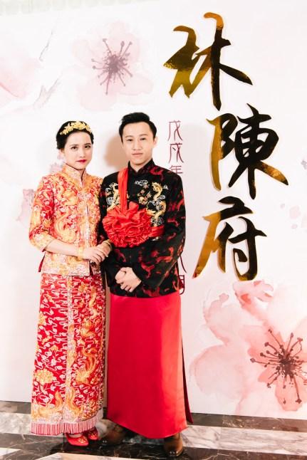台北婚攝BAO 佳約+韋穎 宴客婚禮紀錄 汐止寬和宴展館