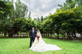 婚禮攝影 晶贊宴會廣場 啟仁+洪馜 訂結紀錄