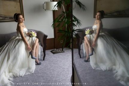 婚攝 香格里拉台北遠東國際飯店 俞鈞+承燕 宴客紀錄