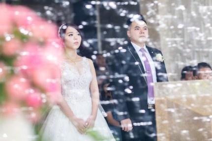 婚禮攝影 詩遠+家璽 教堂見證紀錄 雅園新潮
