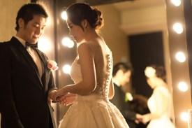 婚禮攝影 中和華漾大飯店 永達+淑玲 宴客婚禮紀錄