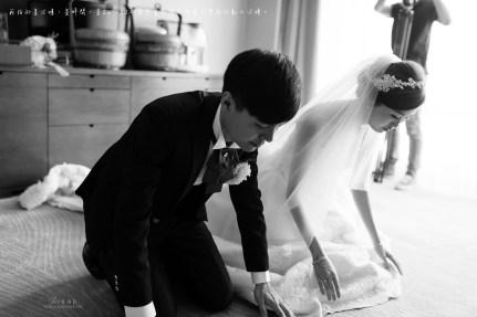 婚禮攝影 台中裕元花園酒店 則銘+姵宏 結婚紀錄