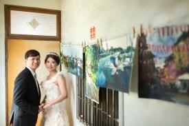婚禮攝影 台中麗莎貝拉婚紗 維珊+家誠 訂婚紀錄