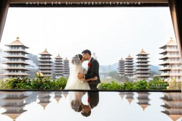 婚禮攝影 佛光山佛化婚禮 俊傑+汎媚 集團結婚
