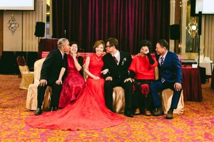 台中婚攝 美吟+振彬 訂婚奉茶 葳格國際英法廳