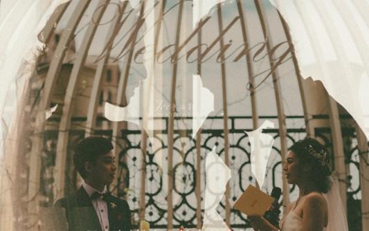 台中婚攝 傑閔+岡樺 迎娶結婚 林酒店 戶外證婚