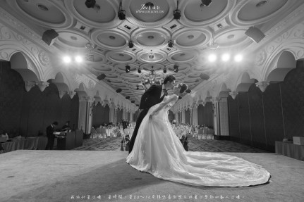 婚禮攝影 台中潮港城帝國廳 健民+芮渝 結婚紀錄