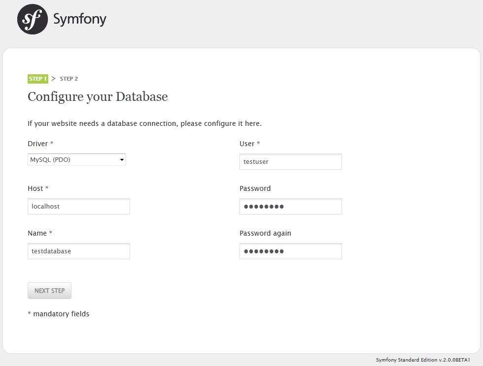 How to configure Symfony 2.0 on Ubuntu Server 2011.4