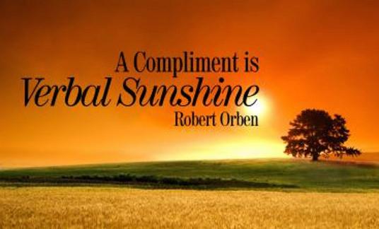 verbal sunshine