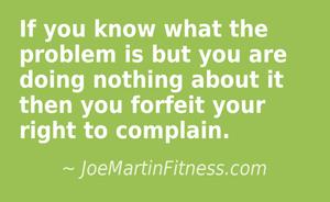 QuitComplaining