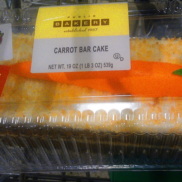 Carrot cake is practically a health food